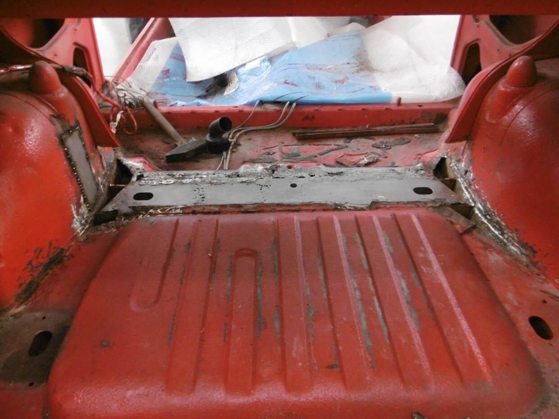 Ricostruzione particolari auto storiche