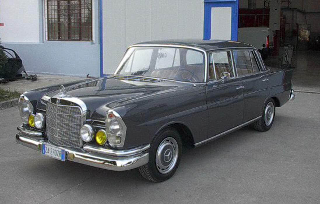 Restauro auto d'epoca Schio Vicenza